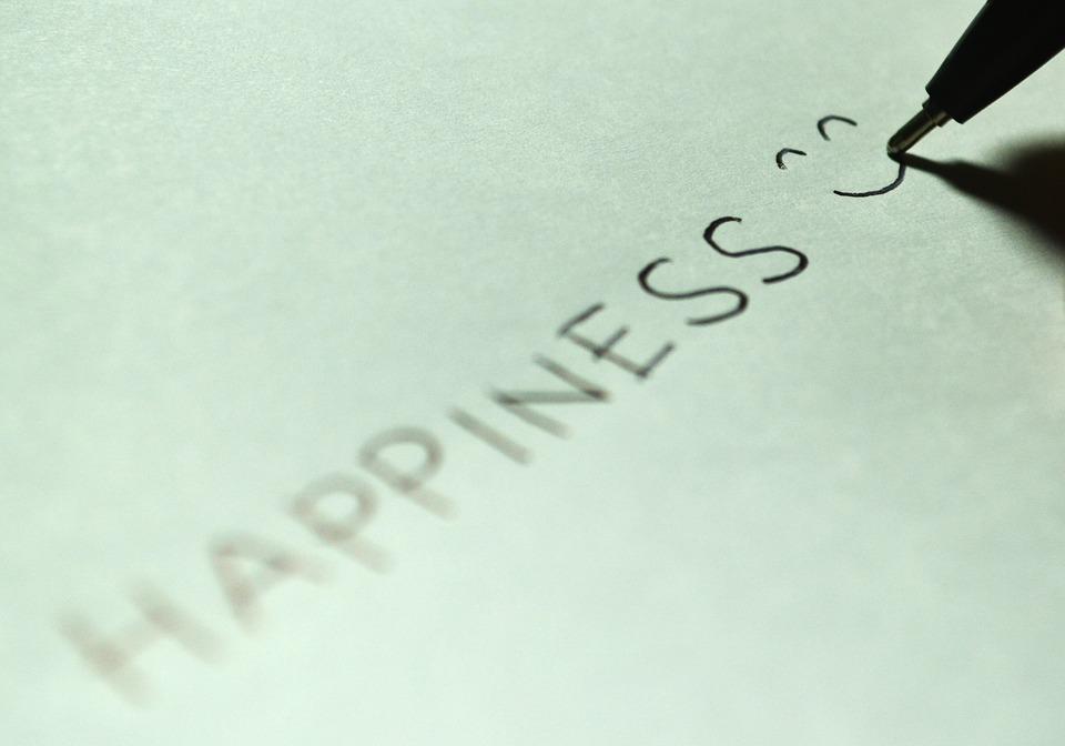 Medewerkers gelukkig