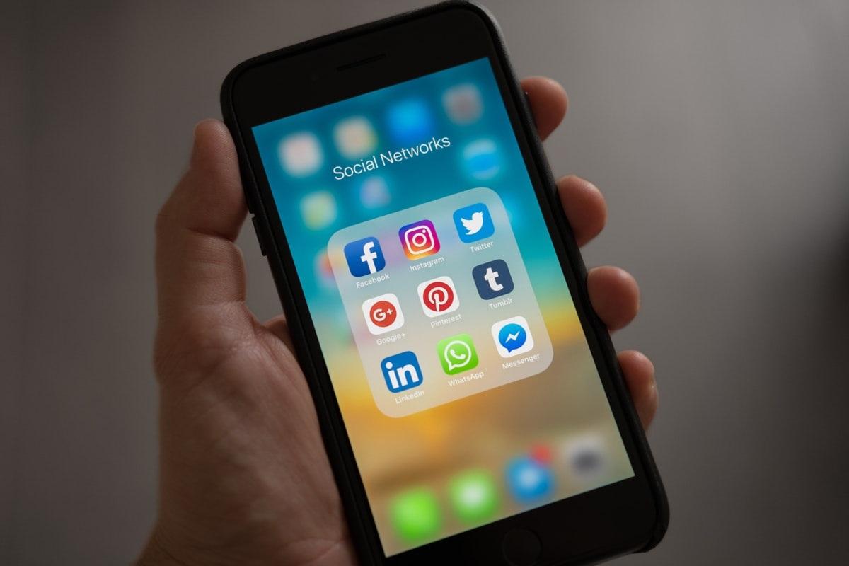 Social media soorten