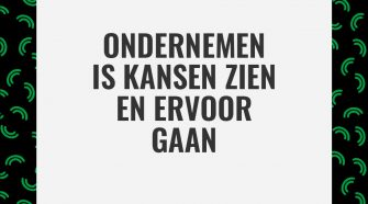 Instagram-quote-ondernemen
